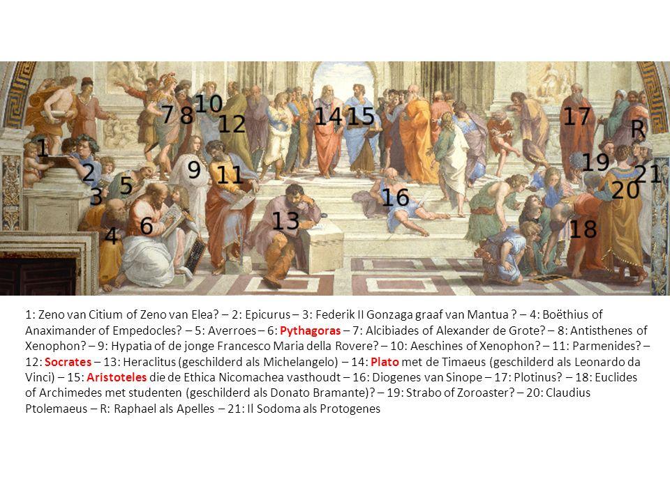 1: Zeno van Citium of Zeno van Elea