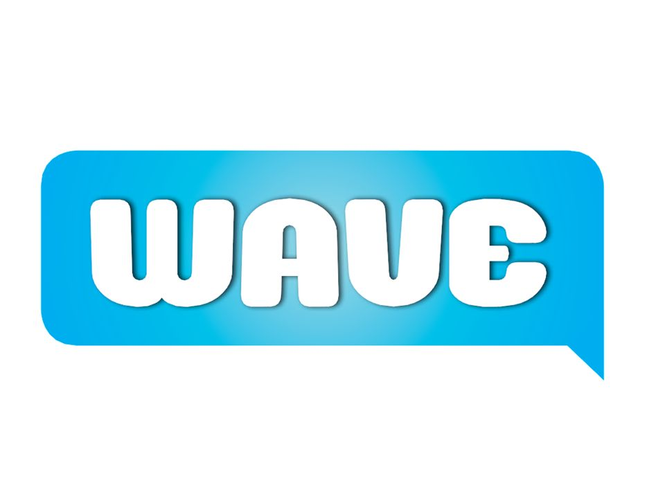 Team 5 ofwel Wave (community die wil groeien en omdat wij gebruik maken van het draadloze tijdperk) aangekomen in de witte de with straat