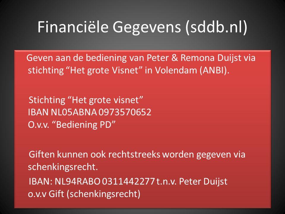 Financiële Gegevens (sddb.nl)