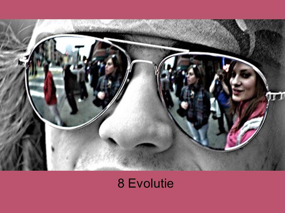 8 Evolutie
