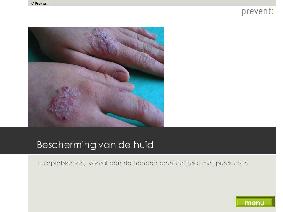 Bescherming van de huid