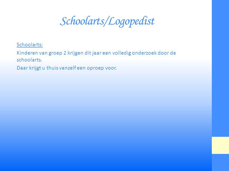 Schoolarts/Logopedist