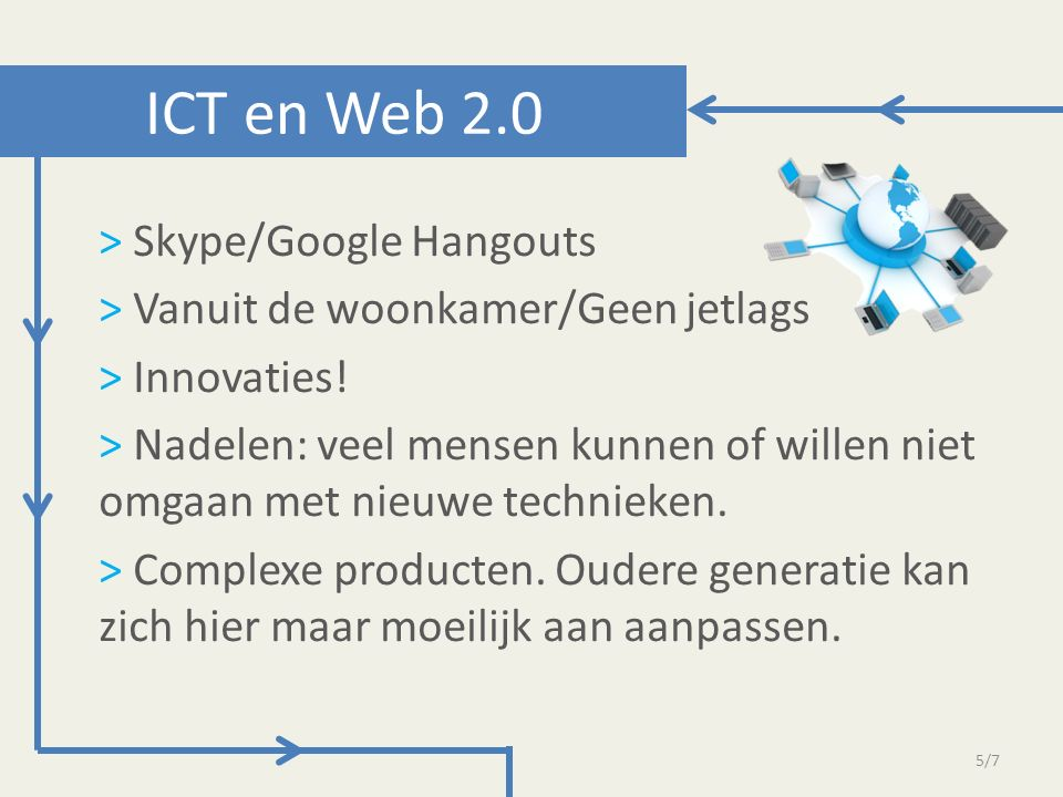 ICT en Web 2.0