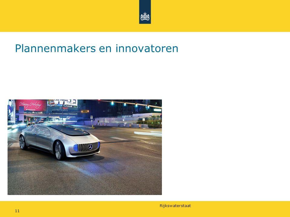 Plannenmakers en innovatoren