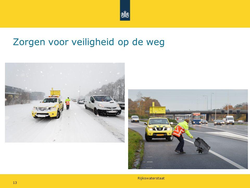 Zorgen voor veiligheid op de weg