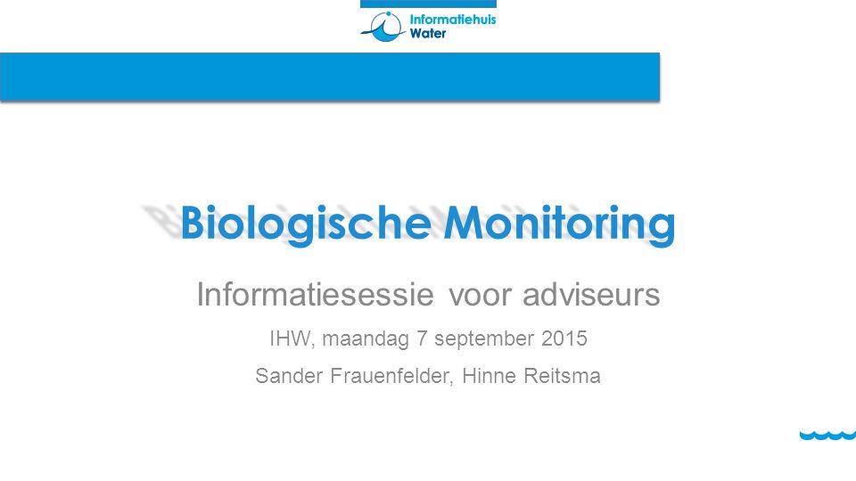 Biologische Monitoring