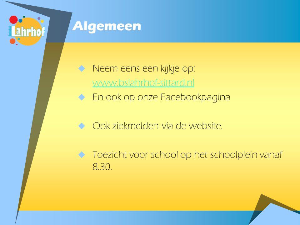 Algemeen Neem eens een kijkje op: www.bslahrhof-sittard.nl