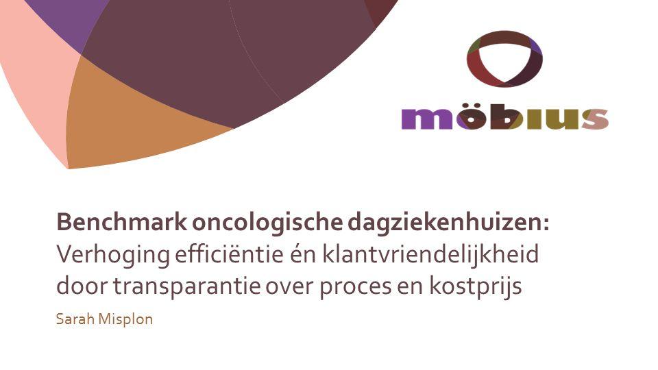 Benchmark oncologische dagziekenhuizen: Verhoging efficiëntie én klantvriendelijkheid door transparantie over proces en kostprijs