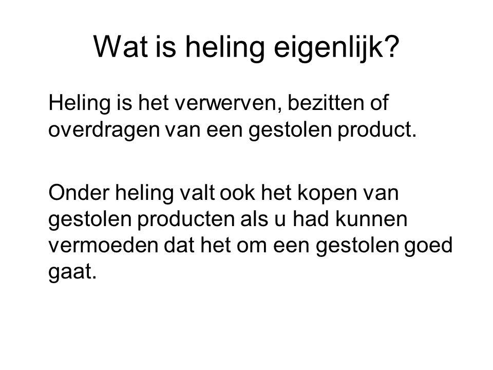 Wat is heling eigenlijk