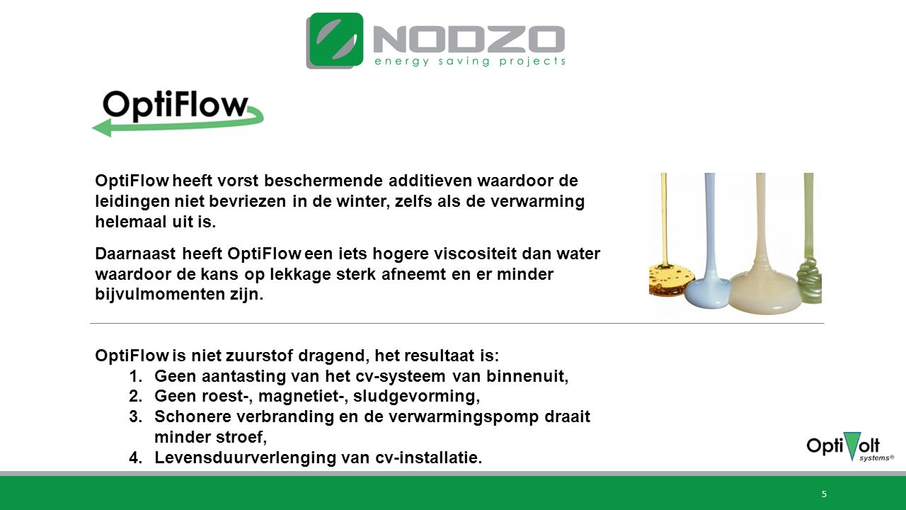Wat doet OptiFlow(2)