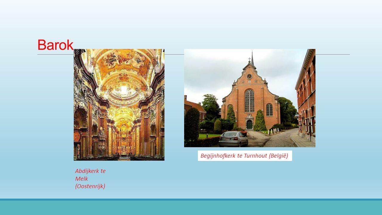 Barok Begijnhofkerk te Turnhout (België)