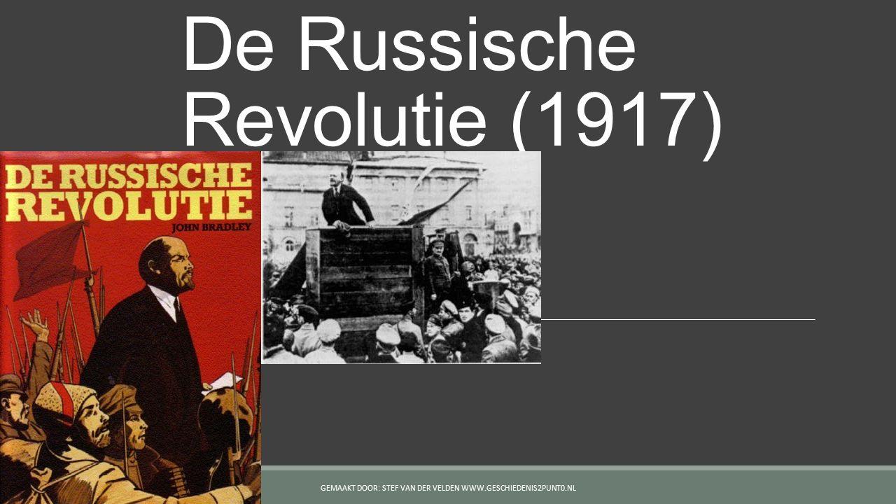 De Russische Revolutie (1917)