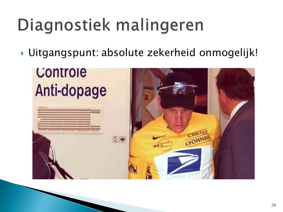 Diagnostiek malingeren