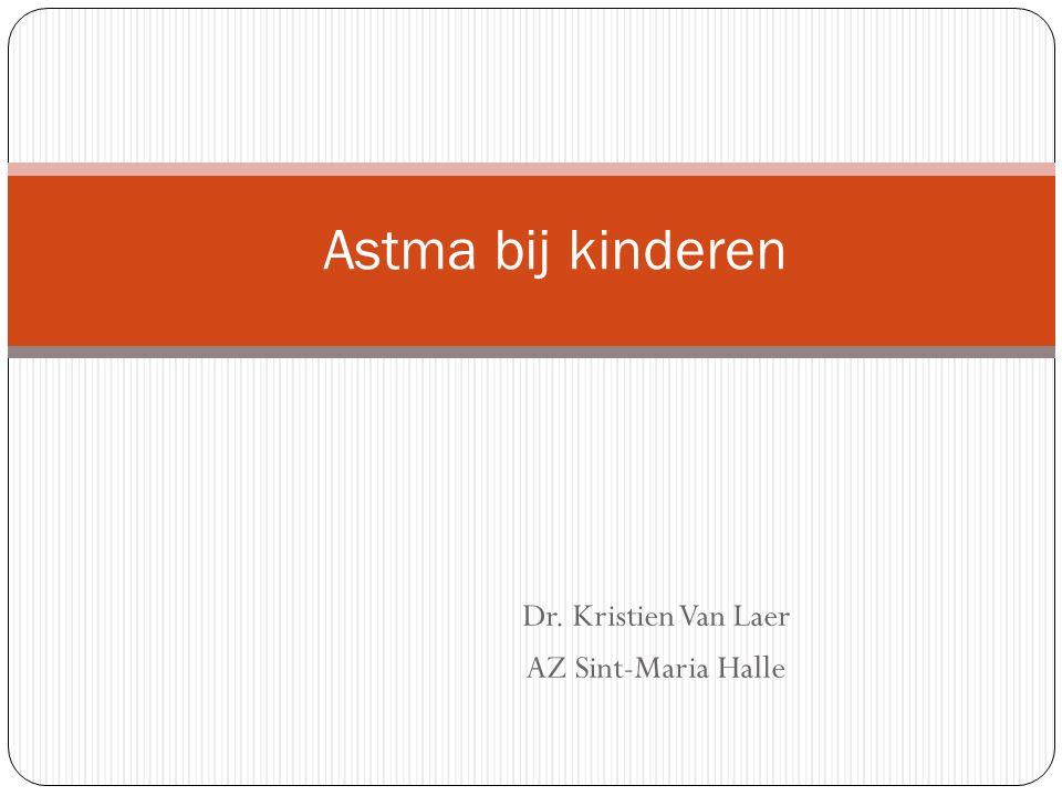 Dr. Kristien Van Laer AZ Sint-Maria Halle