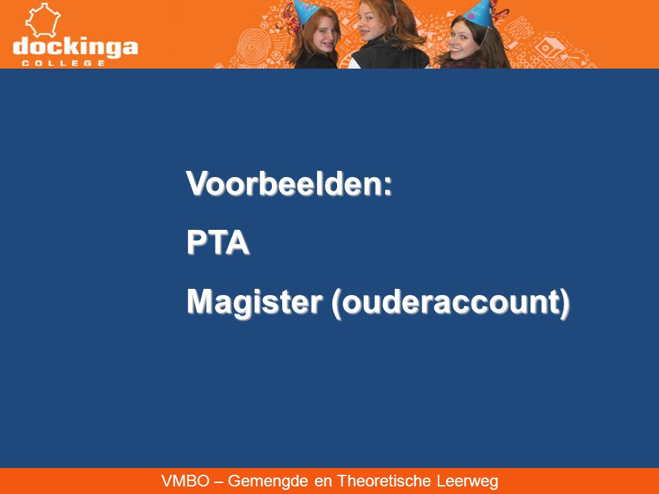 Magister (ouderaccount)