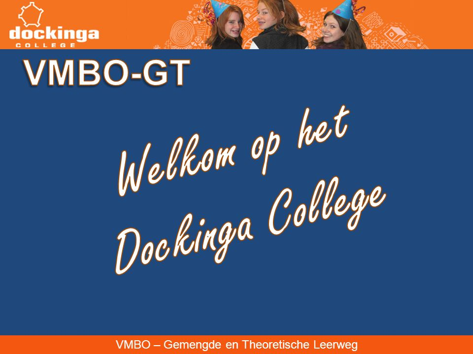 Welkom op het Dockinga College