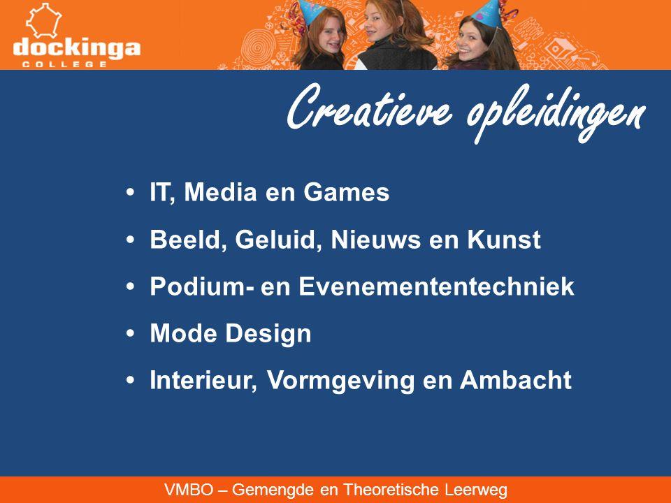 Creatieve opleidingen