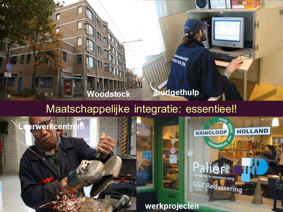 Maatschappelijke integratie: essentieel!