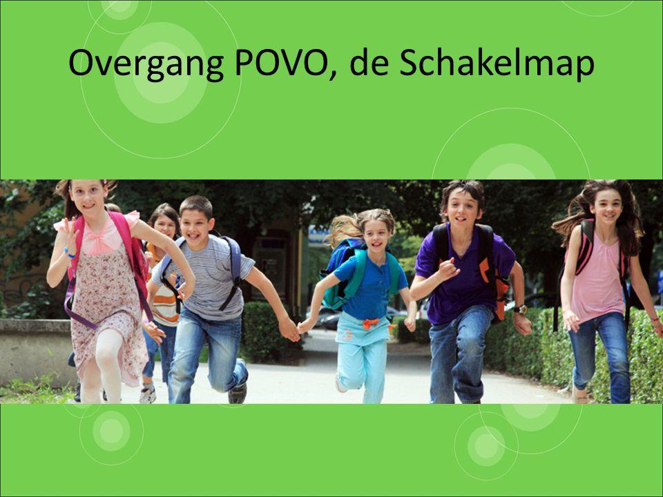 Overgang POVO, de Schakelmap