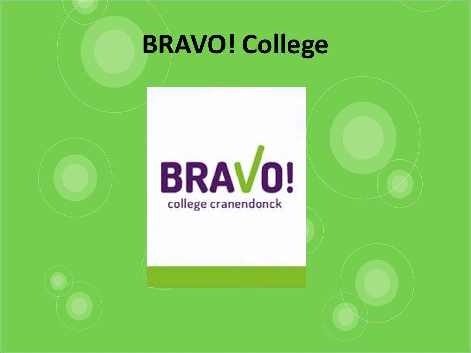 BRAVO! College Toelichting nieuwe naam