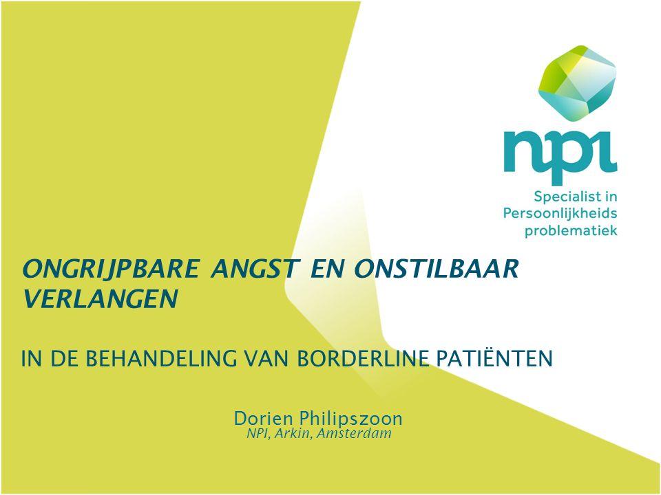 Dorien Philipszoon NPI, Arkin, Amsterdam
