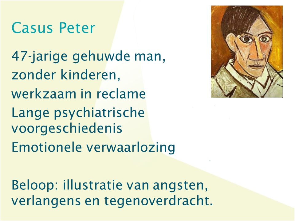Casus Peter