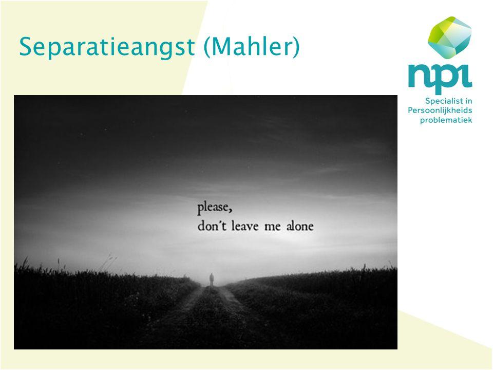 Separatieangst (Mahler)