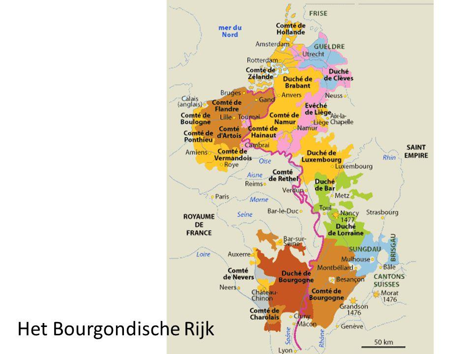 Het Bourgondische Rijk