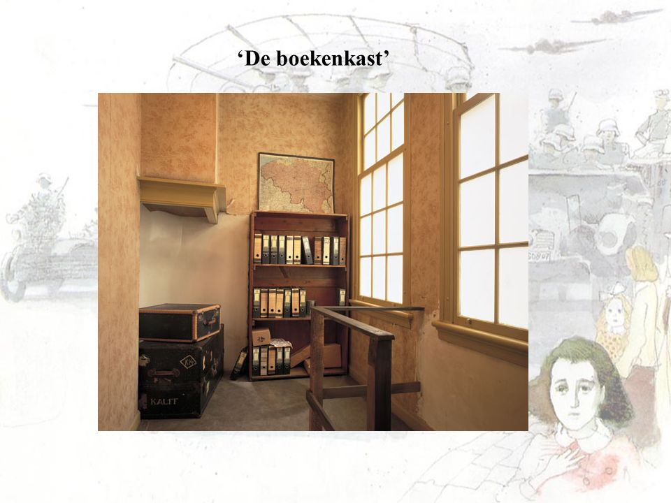 'De boekenkast'