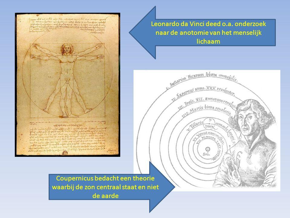 Leonardo da Vinci deed o. a