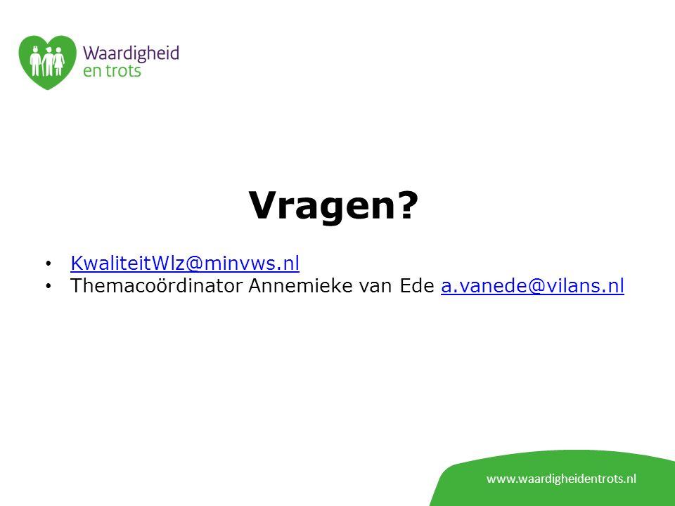 Vragen KwaliteitWlz@minvws.nl