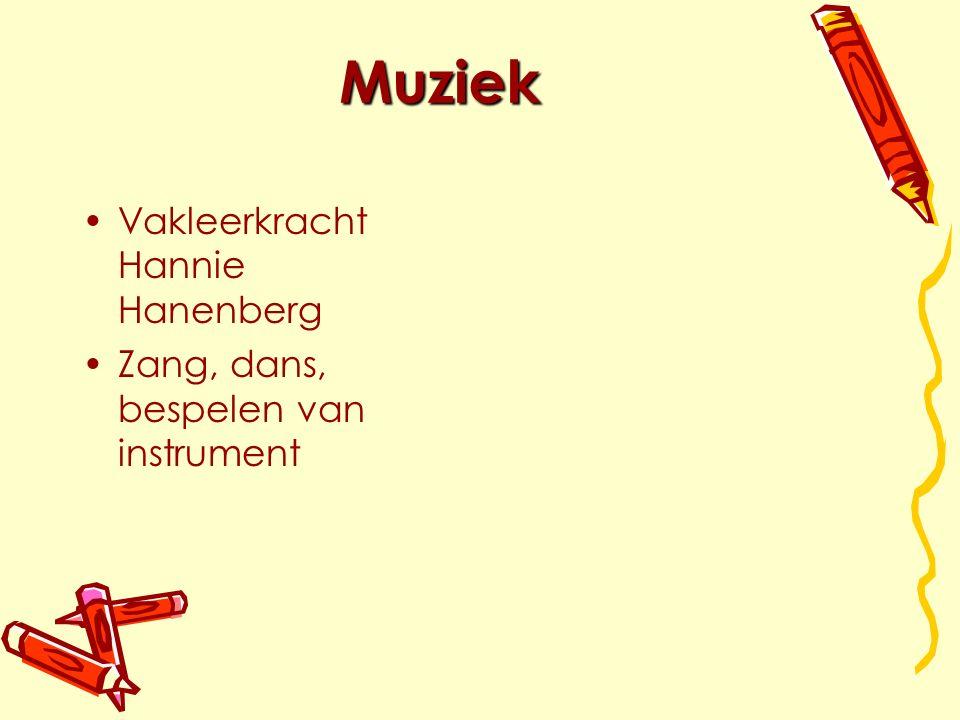Muziek Vakleerkracht Hannie Hanenberg