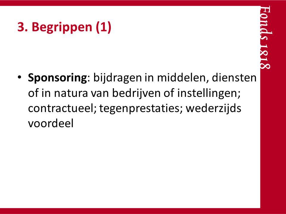 3. Begrippen (1)