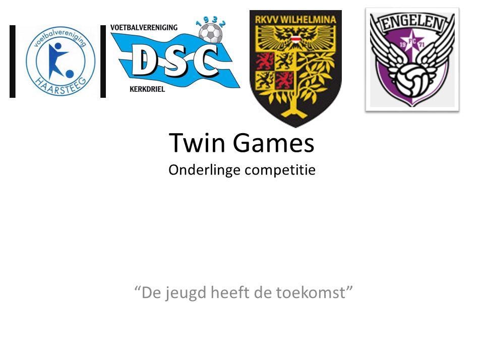 Twin Games Onderlinge competitie
