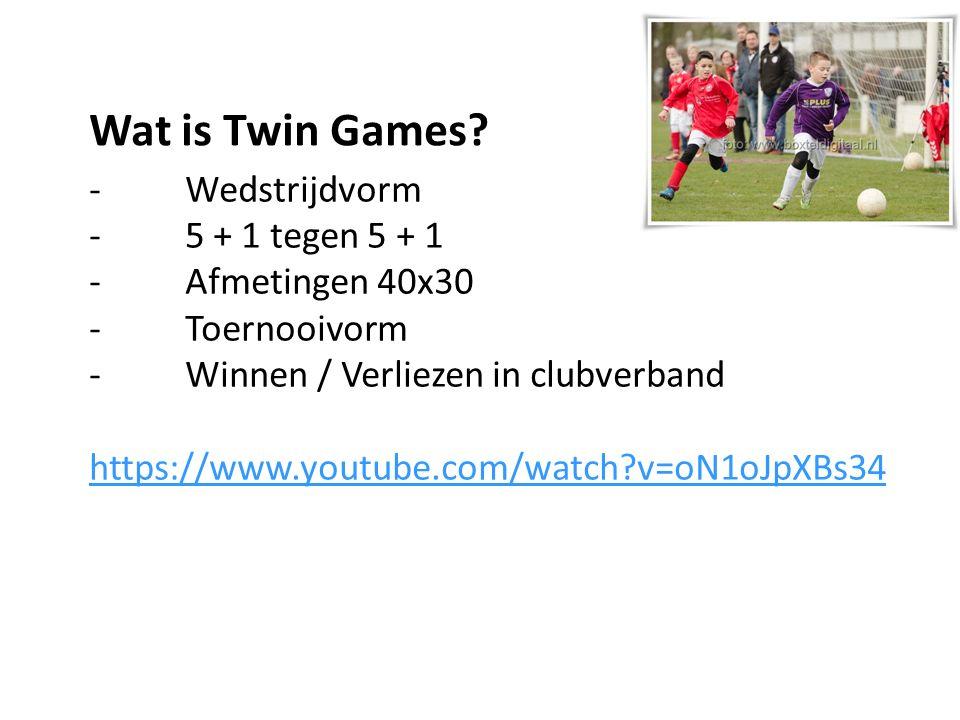 Wat is Twin Games