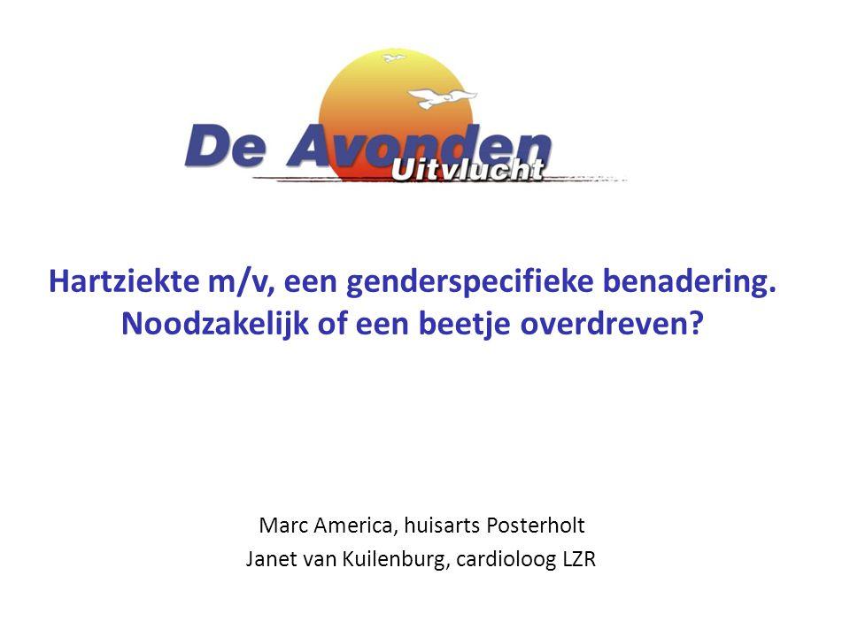 Marc America, huisarts Posterholt Janet van Kuilenburg, cardioloog LZR