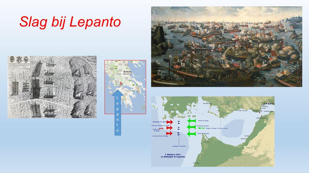 Slag bij Lepanto Lepanto