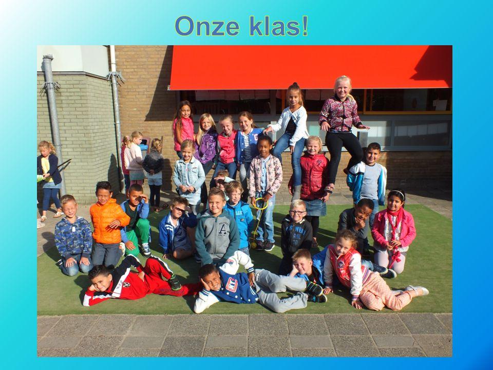 Onze klas!