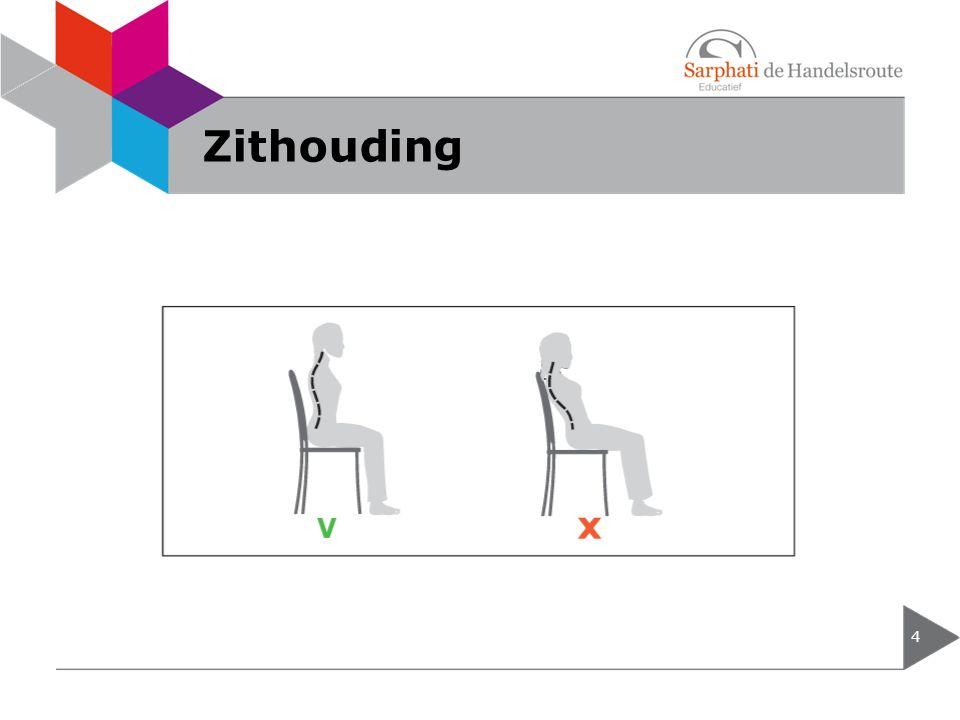 Zithouding