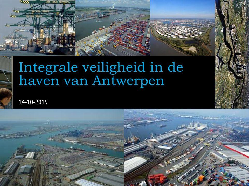 Integrale veiligheid in de haven van Antwerpen