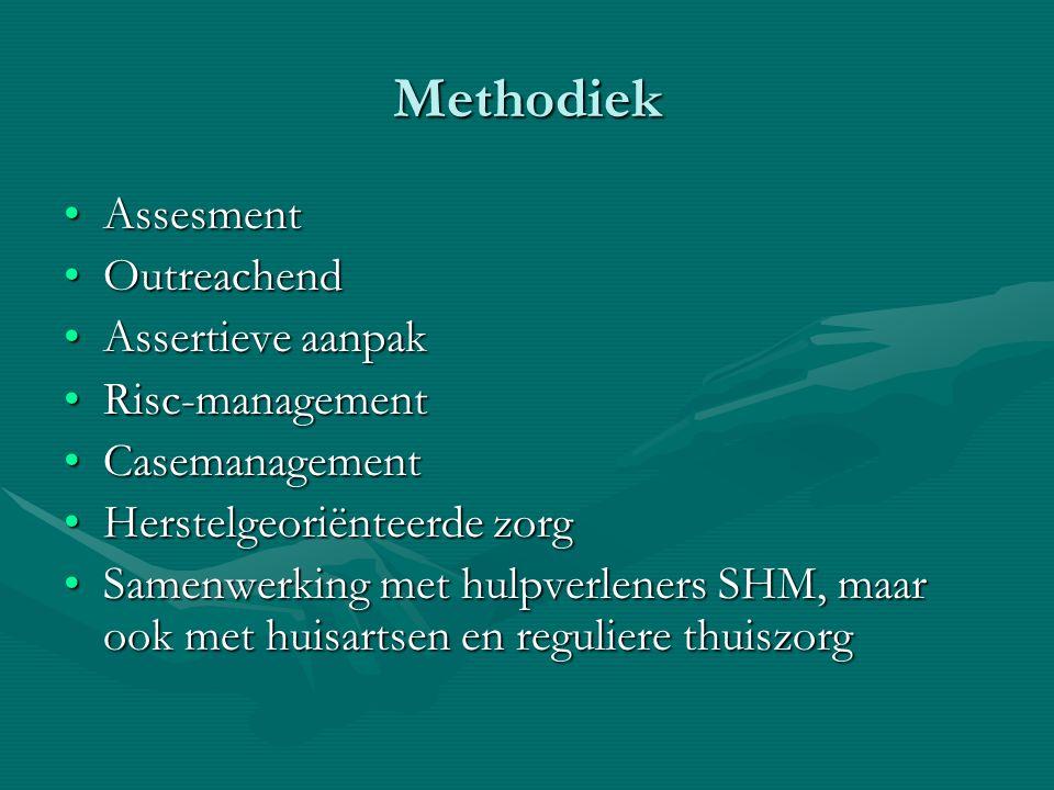 Methodiek Assesment Outreachend Assertieve aanpak Risc-management