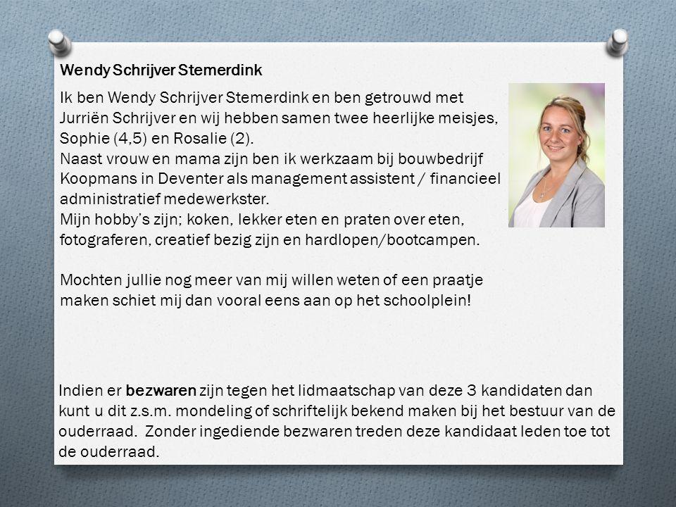 Wendy Schrijver Stemerdink