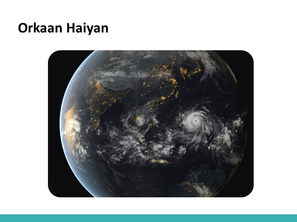 Orkaan Haiyan