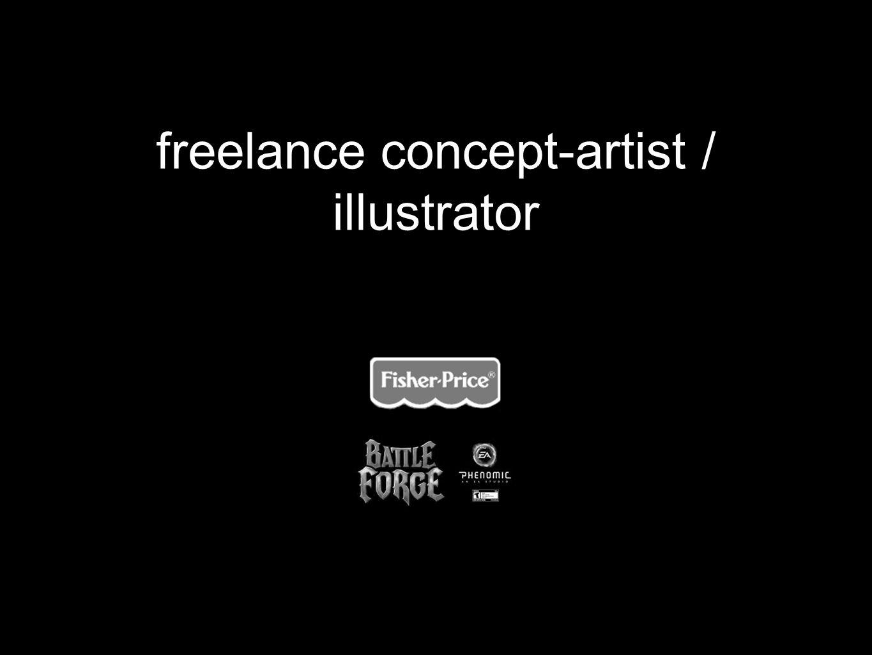 freelance concept-artist / illustrator