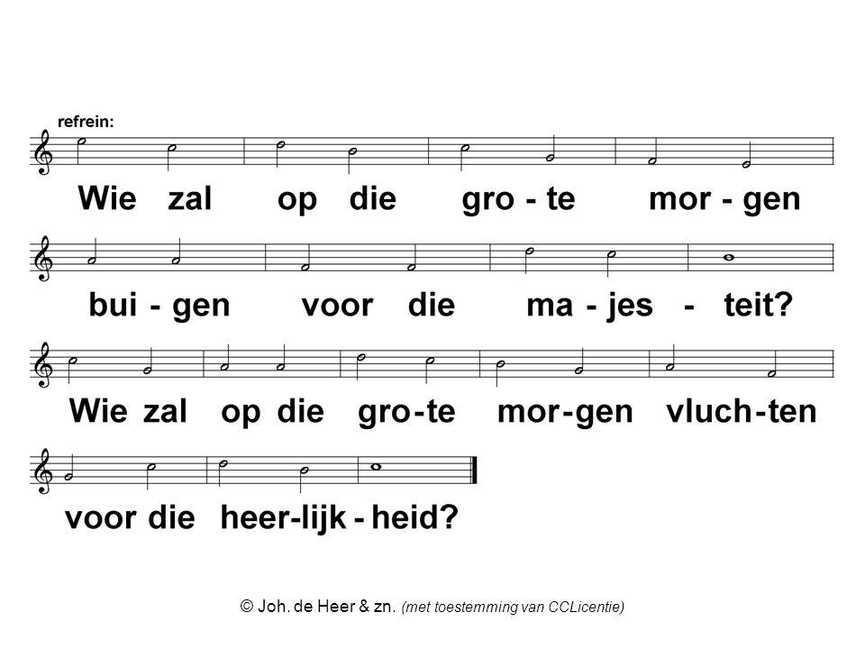 © Joh. de Heer & zn. (met toestemming van CCLicentie)