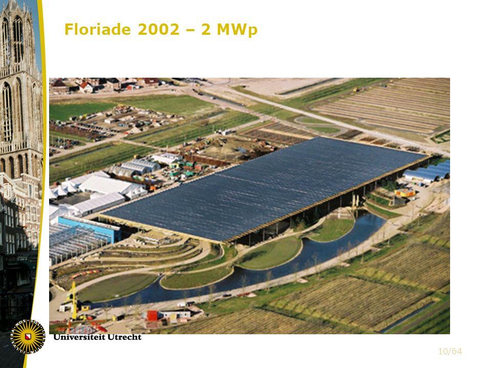 Floriade 2002 – 2 MWp