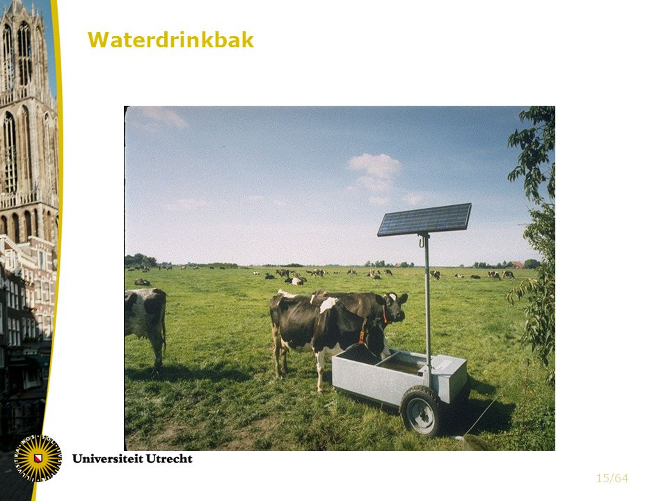 Waterdrinkbak