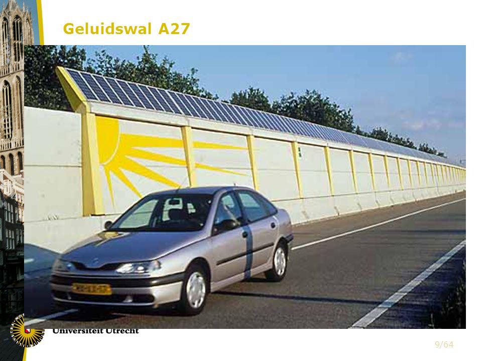 Geluidswal A27