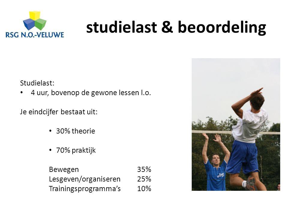 S studielast & beoordeling