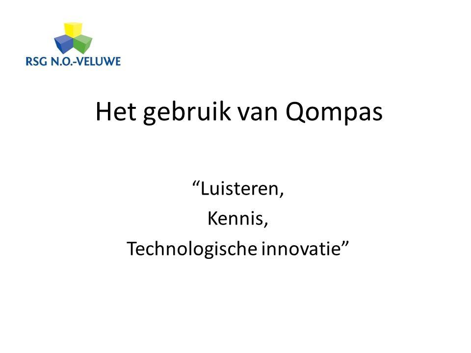 Luisteren, Kennis, Technologische innovatie